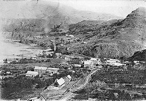 Copperfield, Oregon - Copperfield, 1907