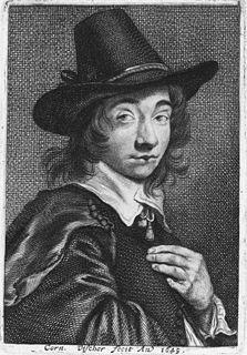 Cornelis Visscher Engraver from the Northern Netherlands (1629-1658)