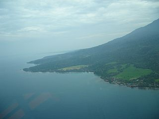 Halmahera Island of the Maluku Islands