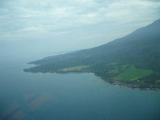 Halmahera - Coastline of Halmahera