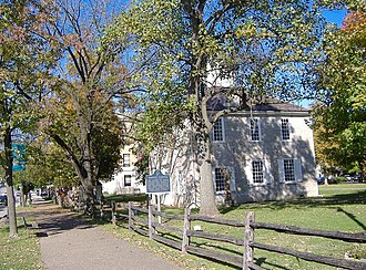 Corydon Historic District - Old State Capitol