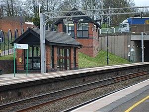 Coseley - Coseley Railway Station