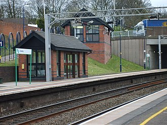 Coseley - Coseley Railway Station