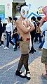 Cosplayer of Kyosuke Shikijo, Hentai Kamen at CWT42 20160213a.jpg