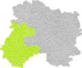Courcemain (Marne) dans son Arrondissement.png