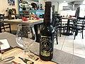 Crêperie Le Bouchon Breton (La Valbonne) - bière.JPG