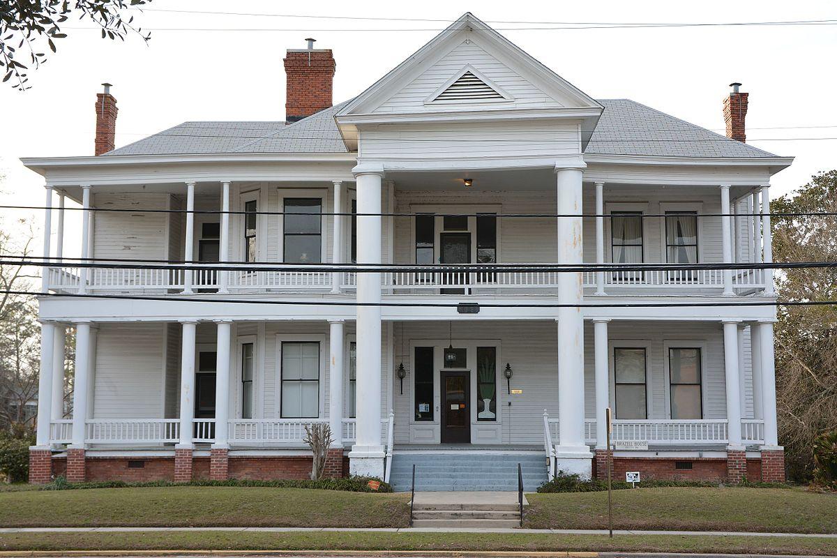 Crawford w brazell house wikipedia for Crawford house