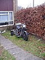 Crawley - Mowbray & Tussock corner - Bewbush - bike - panoramio.jpg