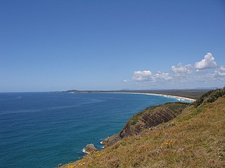 Limeburners Creek National Park Protected area in New South Wales, Australia