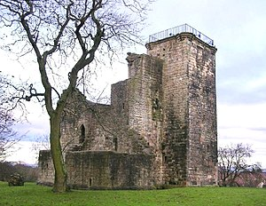 National Trust for Scotland - Image: Crookston Castle