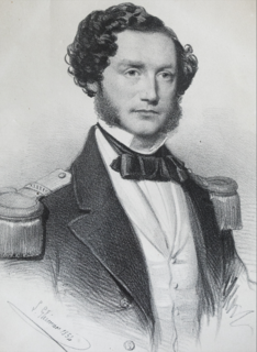 Guillaume Delcourt Belgian navigator and naval officer