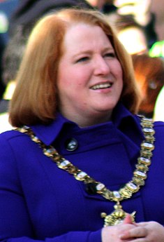 Naomi Long British politician