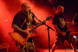 Crowbar in Munich, 2015.