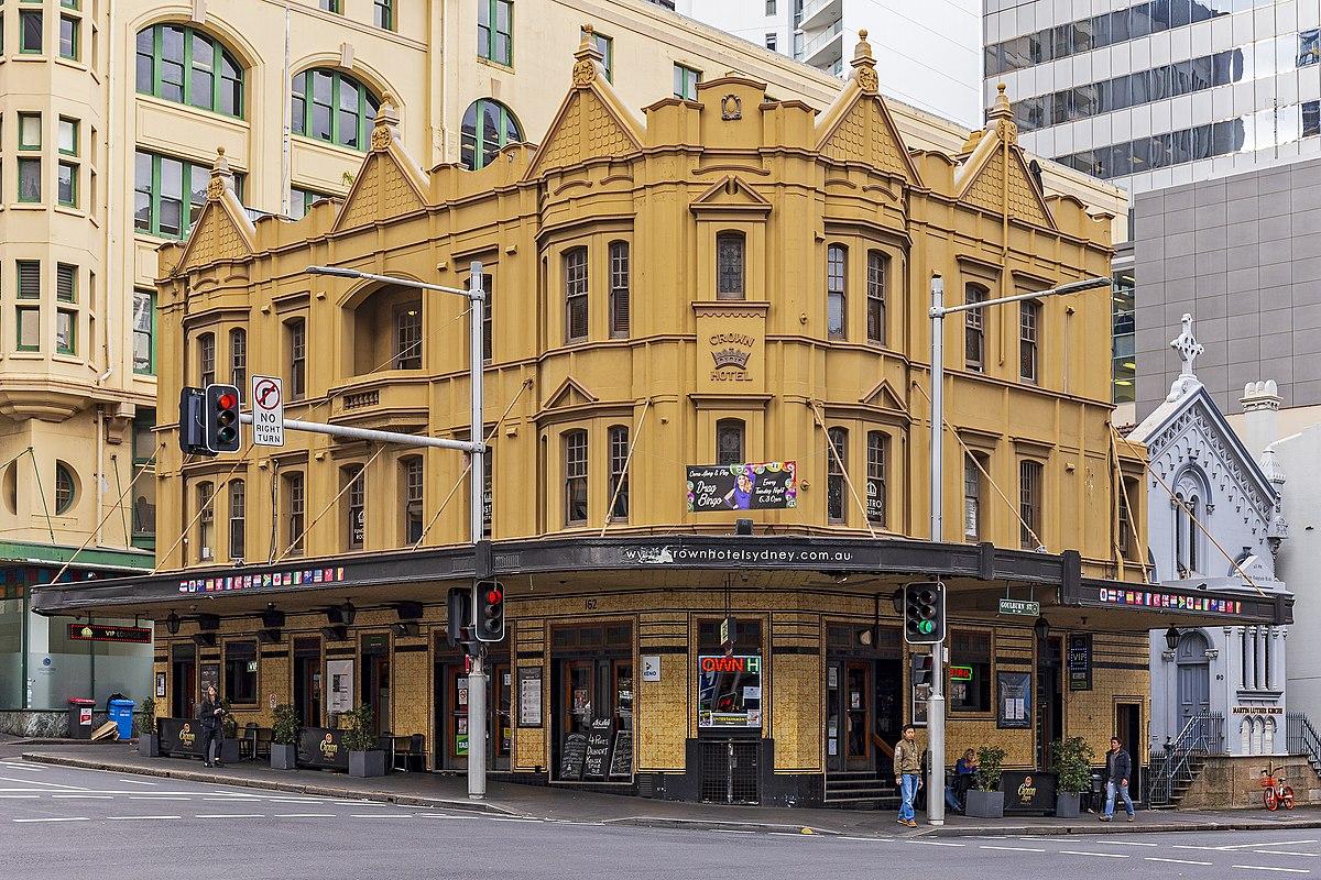 Crown Sydney Hotel Resort