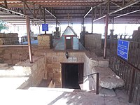 Crypt of Greek Orthodox Monastery of the Shepherds. Beit Sahour.jpg