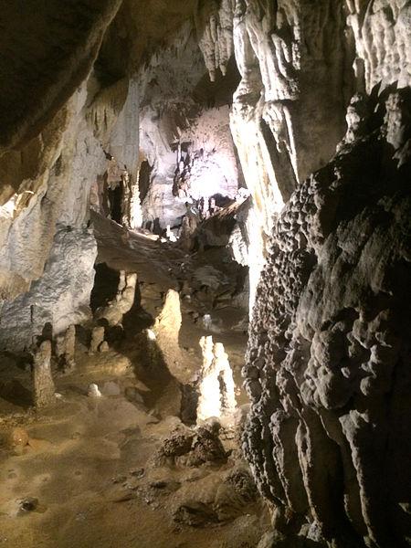 Aritzakun-Urritzate-Gorramendi, Ikaburu cave in Urdax