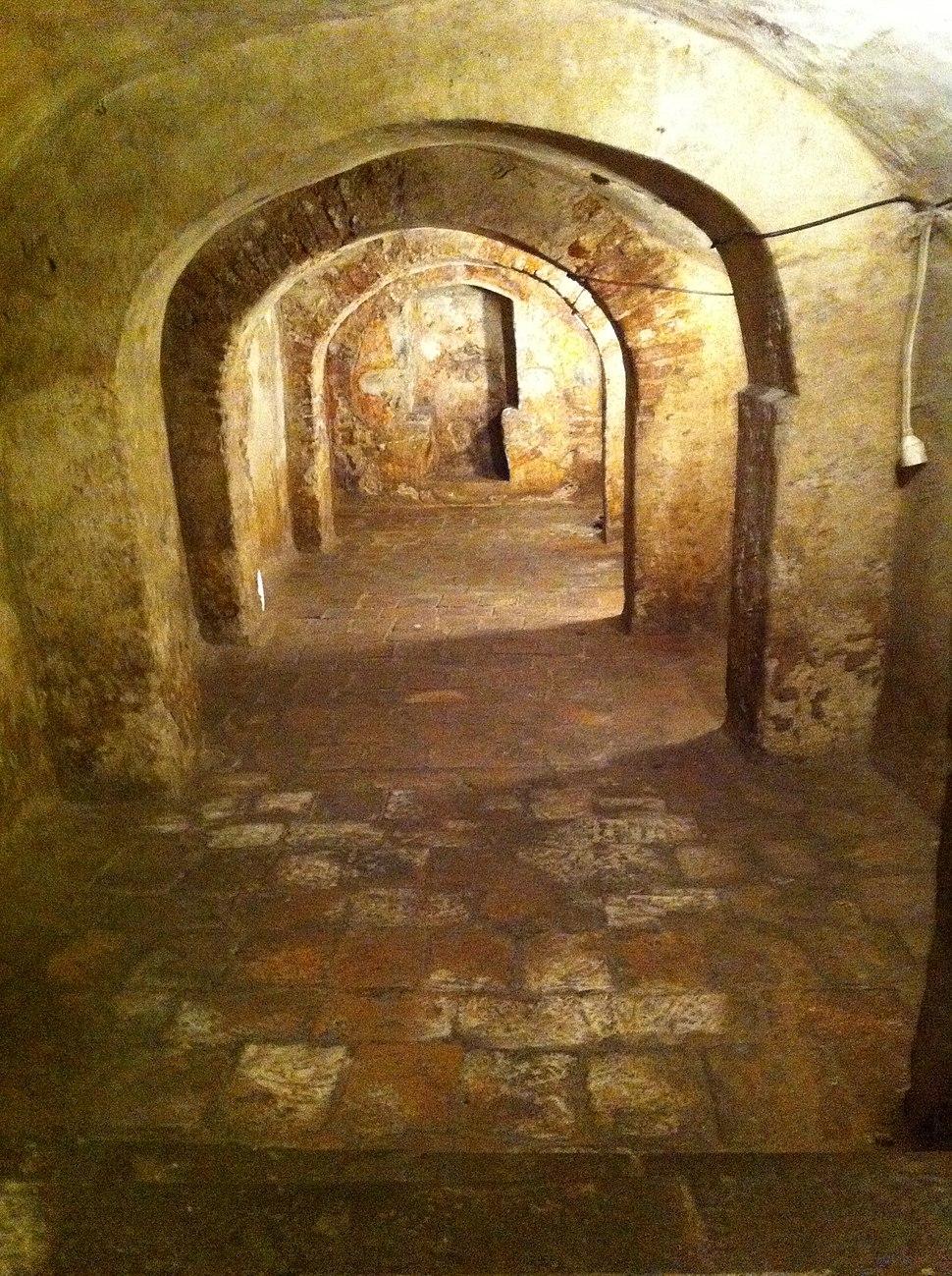 Cueva en la casa natal en Almodóvar del Campo