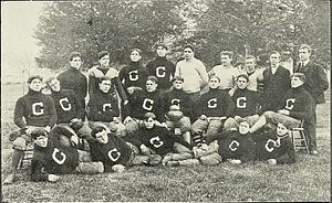 1903 Cumberland Bulldogs football team - Image: Cumberland Bulldogs football team (1903)