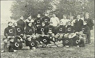 1903 Cumberland Bulldogs football team - Image: Cumberland Bulldogs football team (1903)