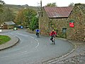Cyclists at Rookhope - geograph.org.uk - 1035637.jpg