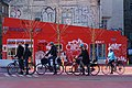 Cyclists on The Red Square - panoramio.jpg