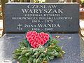 Czesław Waryszak - Cmentarz Wojskowy na Powązkach (43).JPG