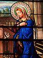 Détail vitrail collégiale Saint Sauveur de Grignan.jpg