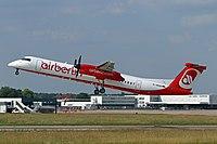 D-ABQD - DH8D - Eurowings
