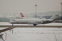 D-AJOY - CRJ2 - Avirex Guinée Equatoriale