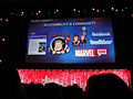 D23 Expo 2011 - Marvel panel - Accessibility & Community (6081398288).jpg