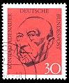 DBP 1. Todestag Konrad Adenauer 30 Pfennig 1968.jpg