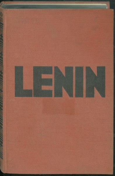 File:DE Ossendowski - Lenin.djvu