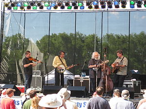 David Grisman - David Grisman Bluegrass Experience at DelFest, May 30, 2010