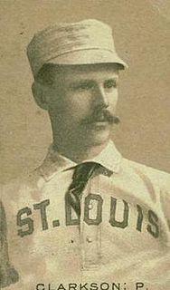 Dad Clarkson American baseball player