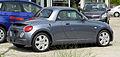 Daihatsu Copen Limited Edition – Heckansicht, 12. Juni 2011, Ratingen.jpg