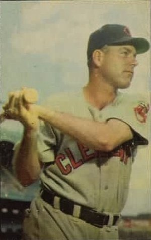Dale Mitchell (baseball) - Mitchell in about 1953