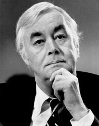 Politics of global warming - Daniel Patrick Moynihan, pioneer of the political treatment of the greenhouse effect