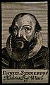 Daniel Sennert. Line engraving, 1688. Wellcome V0005376.jpg