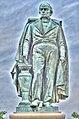 Daniel Webster Statue in Massachusetts Ave. Historic District.jpg