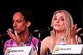 Danny Pudi & Gillian Jacobs (7592283032).jpg