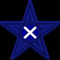 Dark Blue Scottish Barnstar.png