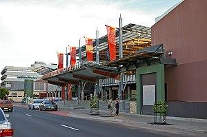 Darwin Entertainment Centre - Image: Darwin Enterainment Centre