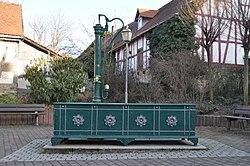 Brunnen in Dasbach