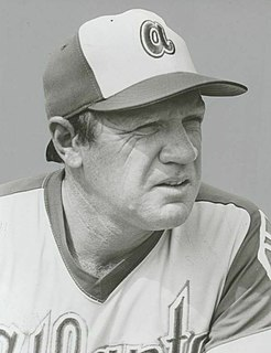 Dave Bristol American baseball player and manager