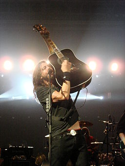 Dave Grohl - july 2008