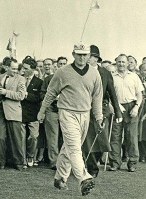 Dave Thomas (golfer) - Image: Dave thomas