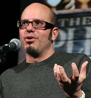 Comedian/actor David Cross at the 2007 Plug Aw...
