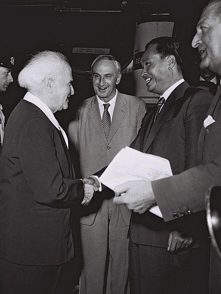 Ben Gurion S Letter To Rossavelt