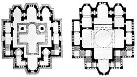 David Grimm, Chersonesos cathedral plans1859.jpg