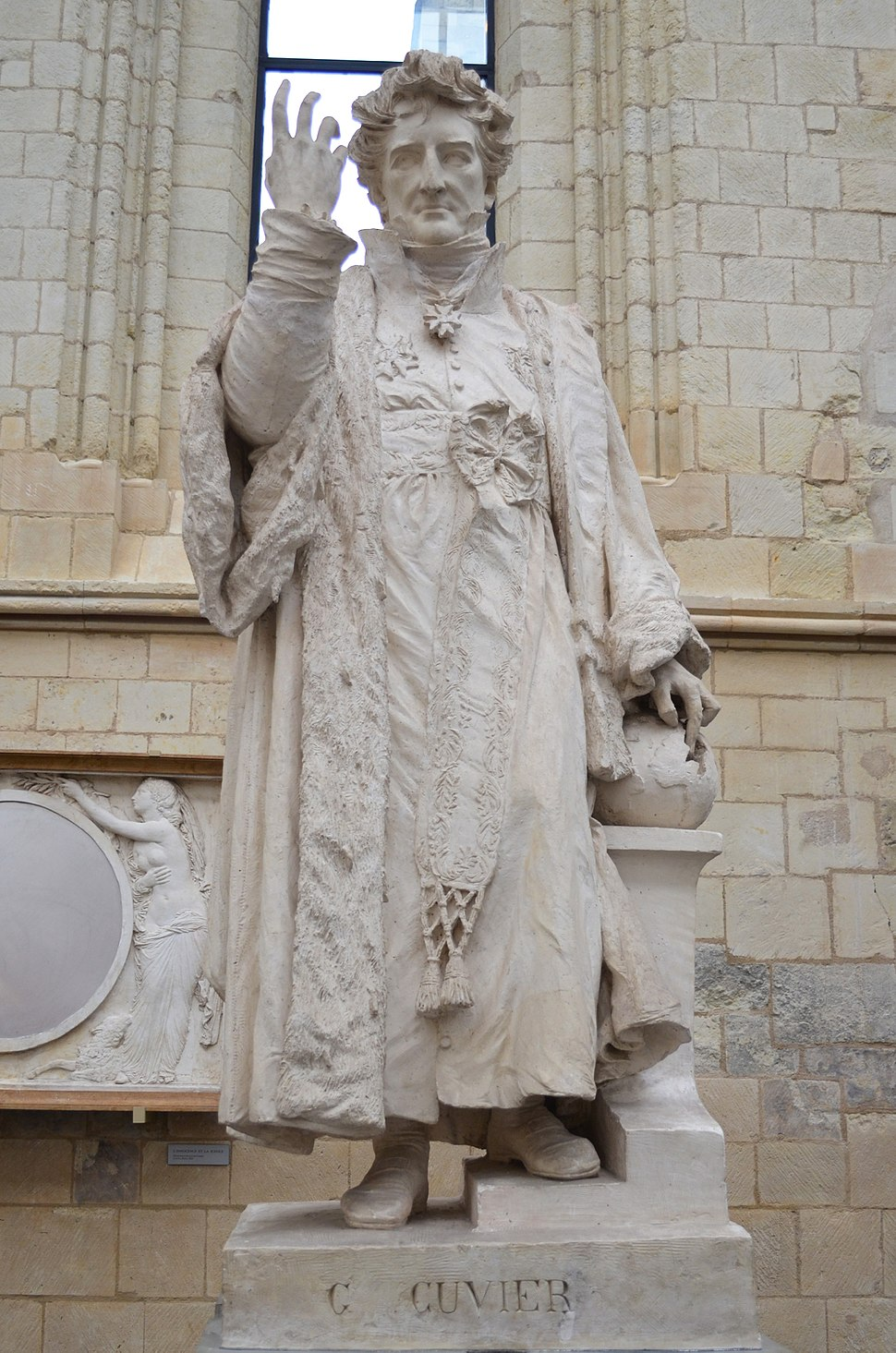 David d'Angers - Georges Cuvier